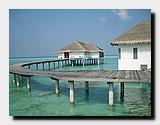Island Hideaway Water Villa