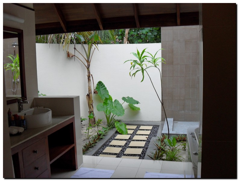 Bagno aperto maldive design casa creativa e mobili - Non solo bagno milazzo ...