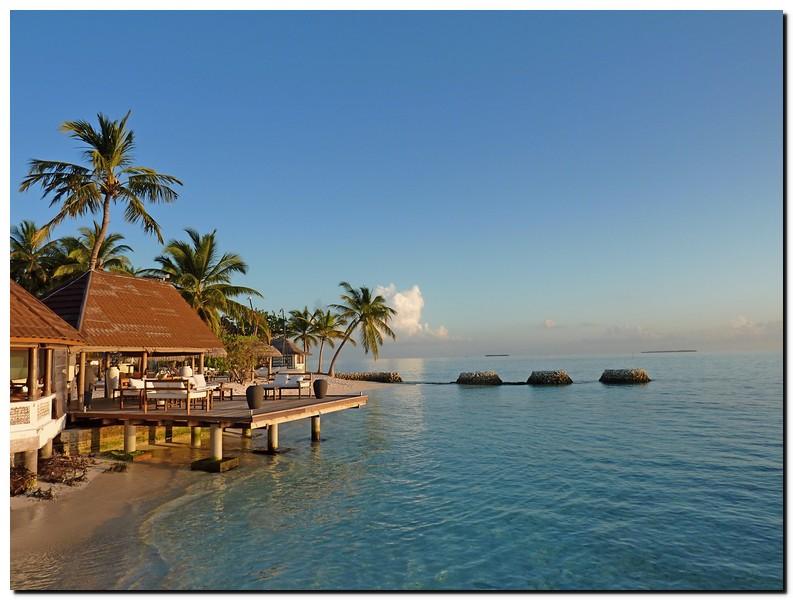 Thudufushi Island Resort - Touristeninseln